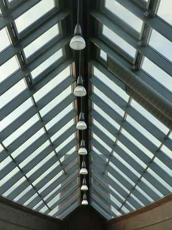 Vestvagoy, Norveç: Decke/Dach im Eingangsbereich