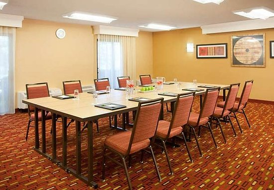 San Bruno, Californien: Meeting Room