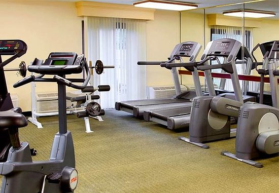 Hampton, VA: Fitness Center