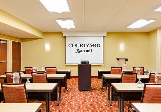 Cary, Carolina del Nord: Meeting Room
