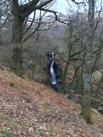 Penrith, UK: Aira Force Waterfall