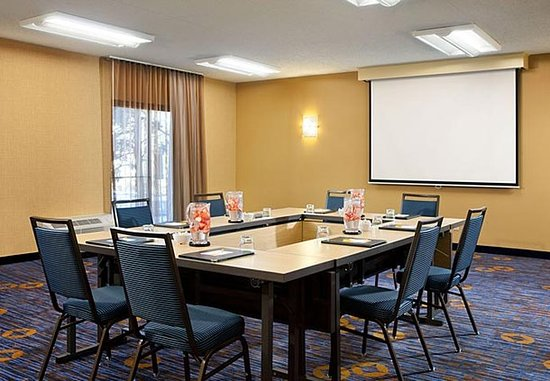 Greenwood Village, Κολοράντο: Meeting Room – Hollow Square Style
