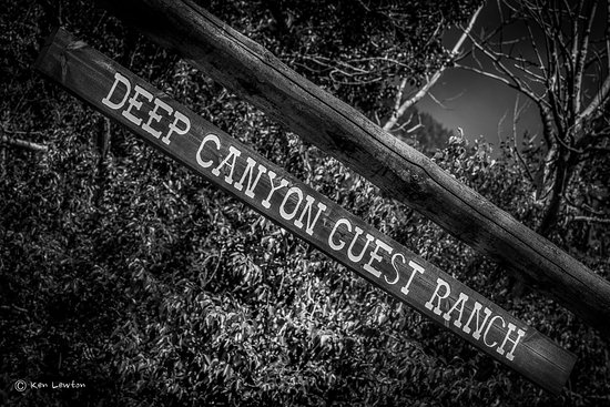 Deep Canyon Guest Ranch: WELCOME!