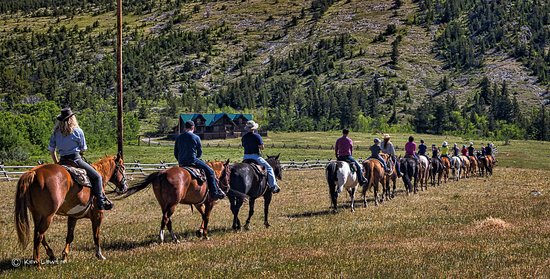 Deep Canyon Guest Ranch: Happy Trails!