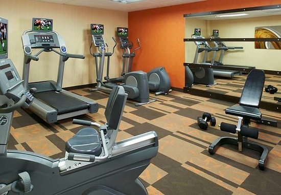 Warren, MI : Fitness Center