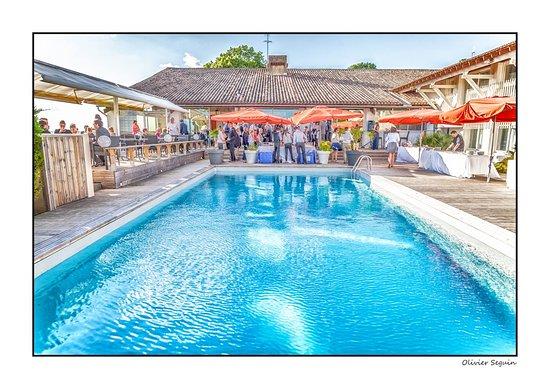 Blaye, Frankrig: piscine