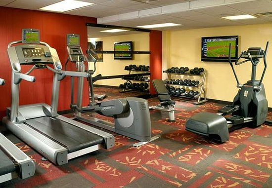 College Park, Georgien: Fitness Center