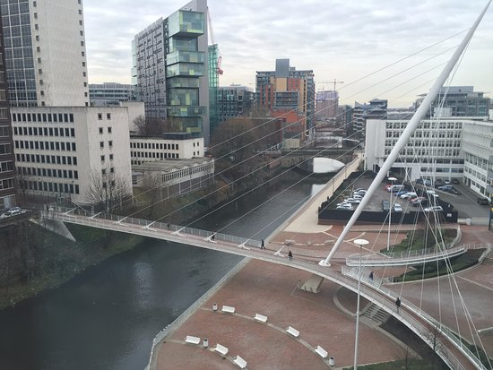 The Lowry Hotel Suite View