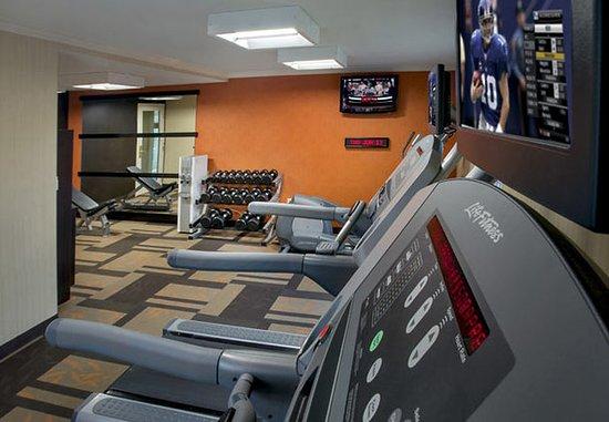 Woburn, Μασαχουσέτη: Fitness Center