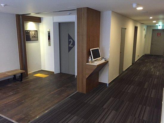 메트로 호텔 이미지