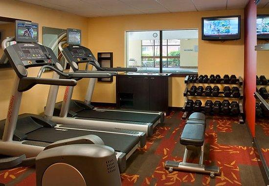 Stoughton, ماساتشوستس: Fitness Center