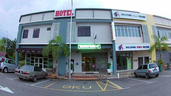 Hotel Gambang Selesa View