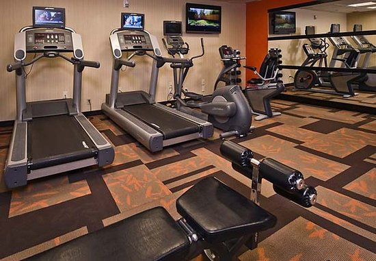 มาห์วาห์, นิวเจอร์ซีย์: Fitness Center