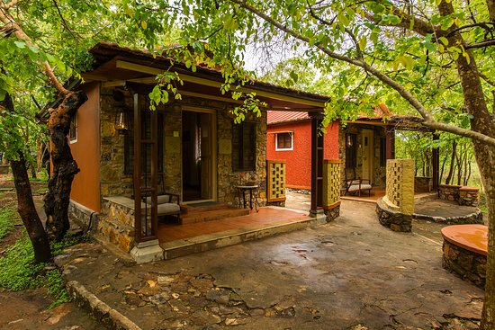 Bandipur National Park, Indie: Spa exterior