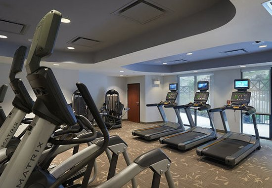 Lebanon, Nueva Hampshire: Fitness Center