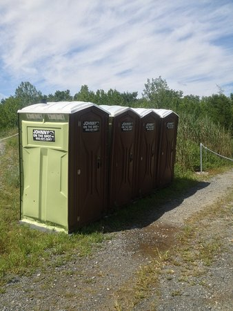 Frenchtown, Nueva Jersey: portable toilets