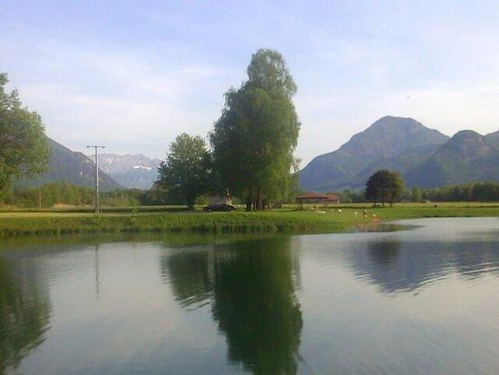 Neubeuern, Jerman: Neubeurer See