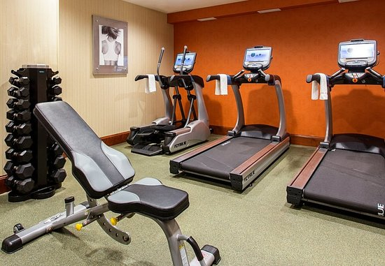 Vestal, NY: Fitness Center