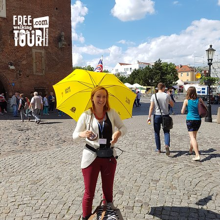 Free Walking Tour Gdansk