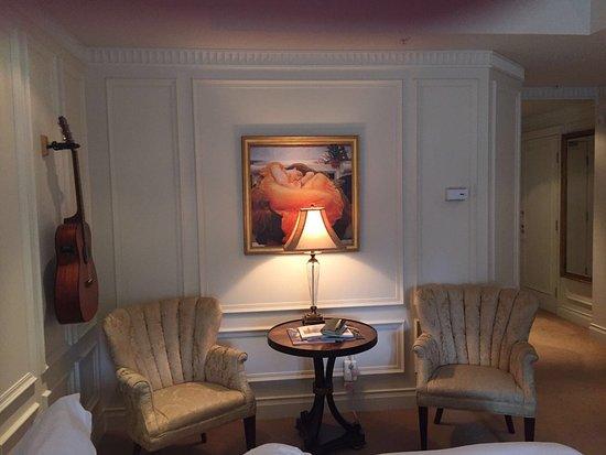 Windsor Arms Hotel: Zimmer