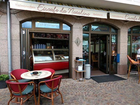 Werneck, ألمانيا: Gelateria Da Natalino