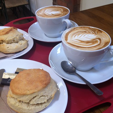Dunchurch, UK: TOFT Coffee Shop