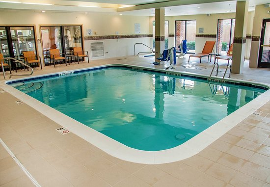 Rocky Mount, North Carolina: Indoor Pool