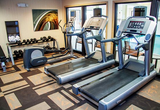 Rocky Mount, North Carolina: Fitness Center
