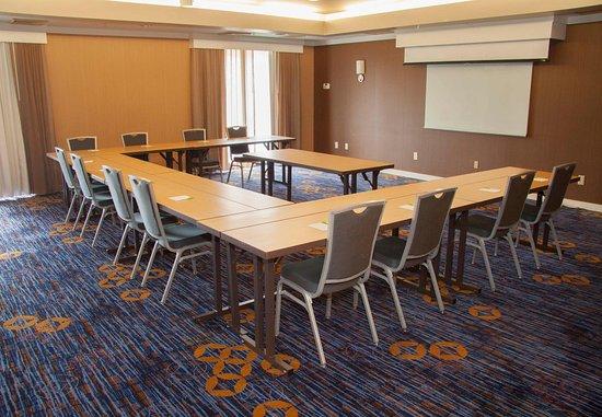 Rocky Mount, North Carolina: Courtyard Meeting Room - U-Shape Setup