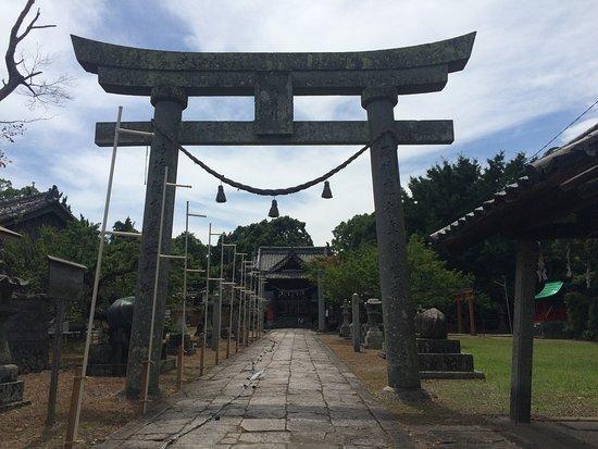 Kitsuki Temmansha Shrine