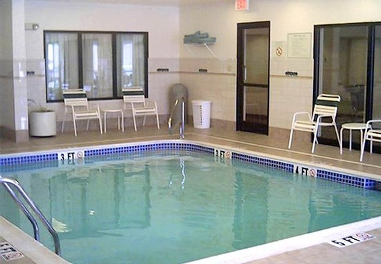 Decatur, AL: Indoor Pool