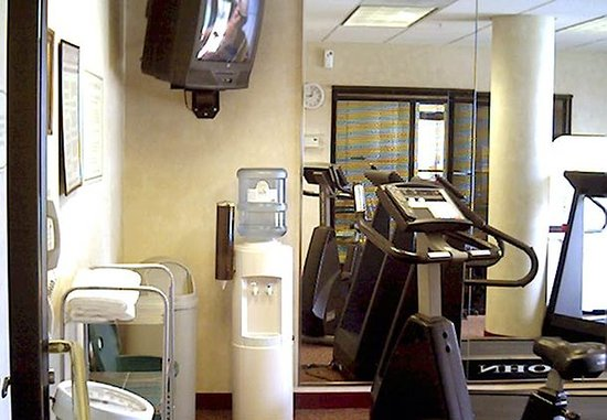 Decatur, AL: Exercise Room