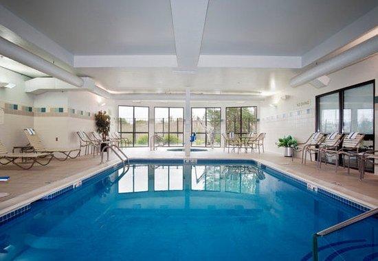 Missoula, MT: Indoor Pool and Whirlpool