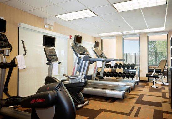 Missoula, MT: Fitness Center