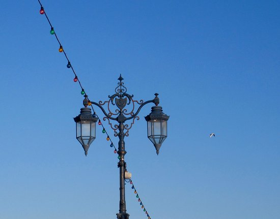 Seafront Lights Picture Of Southsea