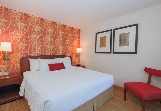 Morgan Hill, كاليفورنيا: King Suite - Bedroom