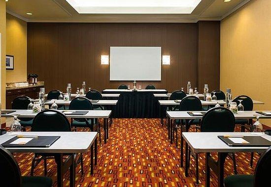 كورتيارد باي ماريوت أوكلاند داون تاون: Meeting Room