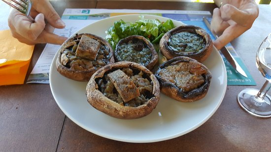 Montsoreau, Prancis: Galipettes