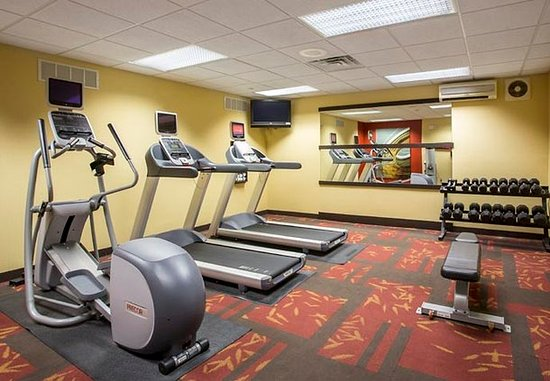 Peoria, إلينوي: Fitness Center