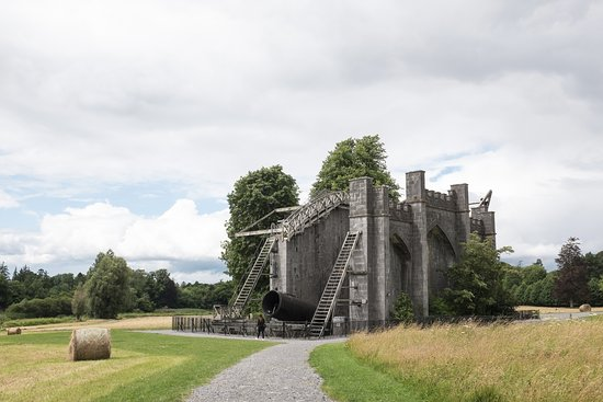 Birr, Irlanda: The telescope