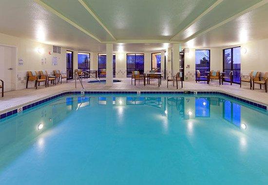 Longmont, Colorado: Indoor Pool