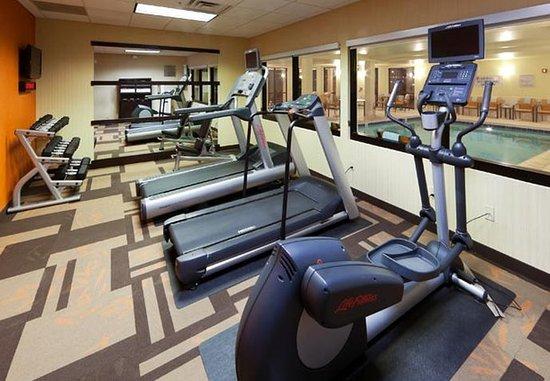 Longmont, Colorado: Fitness Center