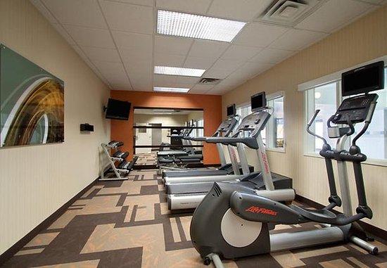 Уэст-Орандж, Нью-Джерси: Fitness Center