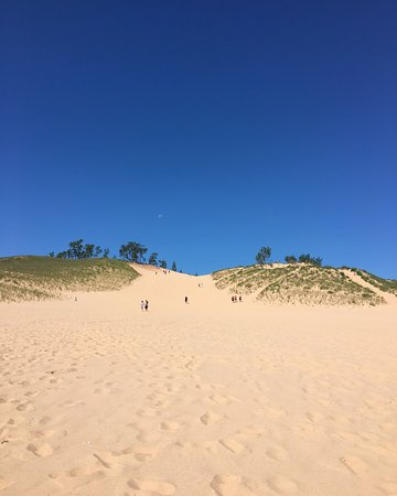 Dunes Hiking Trail