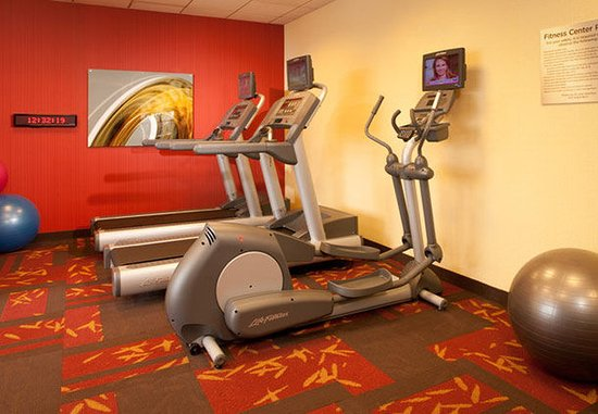 Waltham, MA: Fitness Center