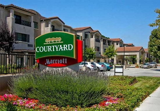 Courtyard Palo Alto Los Altos
