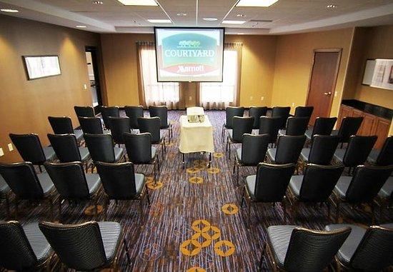 Courtyard Fargo Moorhead, MN: Great Plains Meeting Room Chevron Set