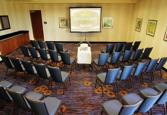 Courtyard Fargo Moorhead, MN: Red River Meeting Room