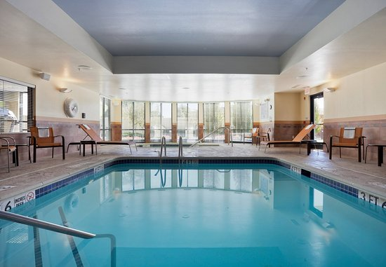 Wall Township, Nueva Jersey: Indoor Pool