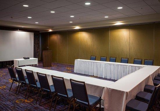 Ричленд, Вашингтон: Riverview Marina Meeting Room - U-Shape Setup